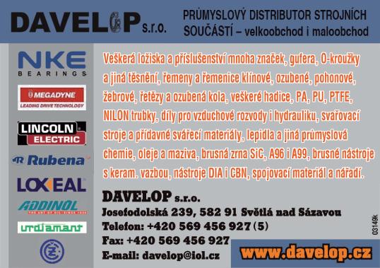 DAVELOP, spol. s r.o.