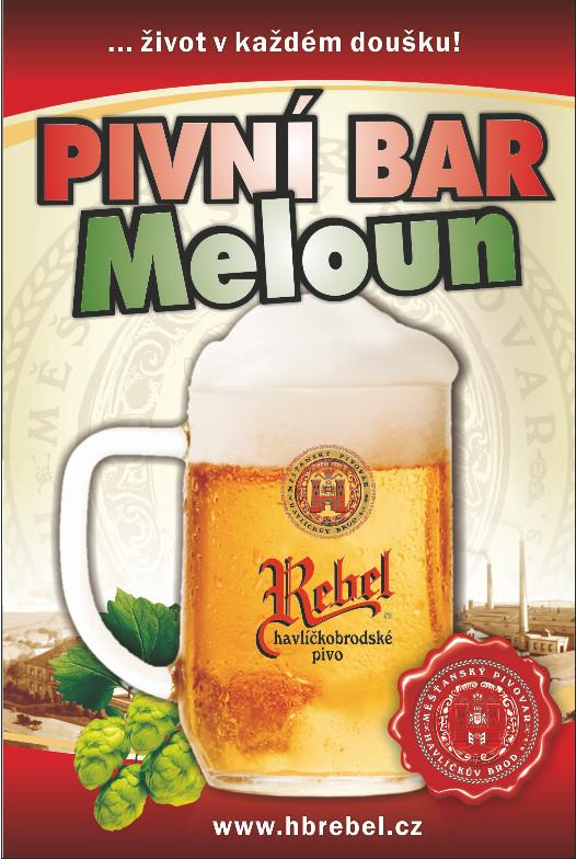 Pivní bar Meloun Světlá nad Sázavou