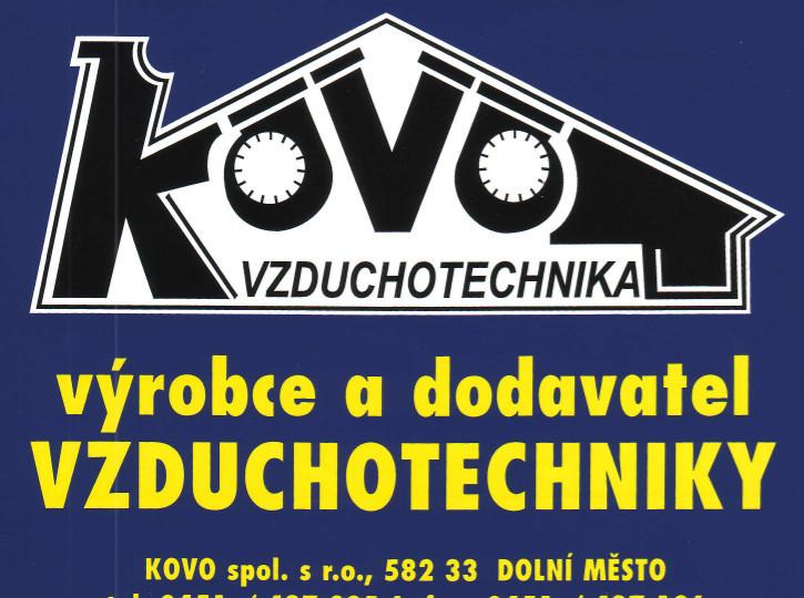 KOVO VZDUCHOTECHNIKA spol.s r.o